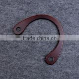 Guangzhou factory making wooden handbag handles