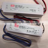 Type of Meanwell LPV 12V series led power supply transformers, power supplies, led inverter
