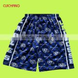 Custom sublimation cycling shorts&sublimation print board shorts,sublimation lacrosse short