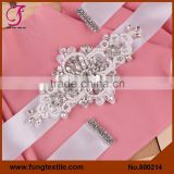 FUNG 800214 Wholesales Wedding Accessories Wedding Dresses With Belt