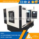 VMC-850 high quality CNC vertical metal lathe and Milling Machine combo