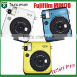 New Arrival Fujifilm Instax Mini 70 Yellow Instant Film Camera                                                                         Quality Choice