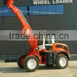 2015 hot sale telescopic boom wheel loader SZM T3000 with pilot control