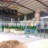 Provide coconut shell rotary dryer for drying coconut shell , coal, wood chips,sawdust, pellets, powder -- Sinoder Brand