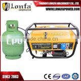 5kw Natural Gas Generator Small LPG Generator For Home Use Gas Engine Generator Set Price                                                                         Quality Choice