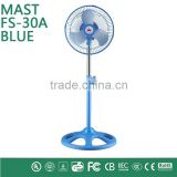 small stand fan plastic for hot sale in-mini fan made in guangdong fan factory for Mexico
