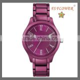 FS FLOWER - China Factory Wholesale Multi Color Good and Cheap Watch