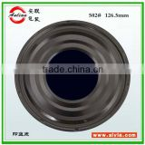 silver aluminum or tin high quality Can 401# can bottom end
