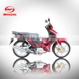 110cc used mini gas motorcycles for sale in china(WJ110-VI)