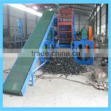 rubber tire tyre shredder grinder crusher cutting machine used tire shreder machine for sale