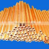 4.76mm Low Carbon Copper Coated Bundy Tube For Freezer Cooling System refrigerator tubes parts