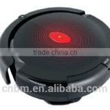 Cordless rechargeable Intelligent Auto Charging Cyclonic Robot Vacuum Cleaner with Remote Control