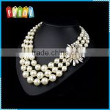 Promotional Europe and America Fashion Strand Pearl Necklace