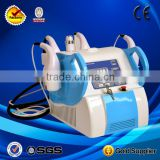 Rf Cavitation Slimming Machine Beauty Salon Weight Loss Equipment 5 1MHz In 1 With Ultrasonic Vacuum RF For Fat Burning Equipment Bipolar Rf Ultrasonic Liposuction Cavitation