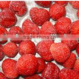 Organic frozen strawberries
