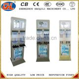 Wholesale cell phone charger public cell phone chargin station coin operated cell phone charging station