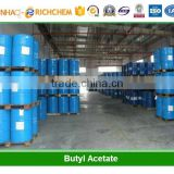 Best price high quality Butyl Acetate / n-Butyl Acetate Cas 123-86-4