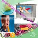 various different moulds ice popsicle machine/ commercial popsicle machine/ice lolly mould