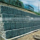 PVC Coated/Galvanized/Hot Dipped Galvanized Gabion wire mesh/Gabion Box/Gabion Basket