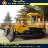 chinese competitive bulldozer YTO T80/TS80 mini dozer for sale