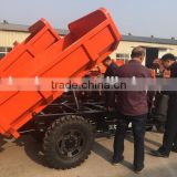 mini dumper truck for mine/mining dumper trucks cargo tricycle/3 wheel cargo dumper truck price