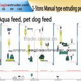 CE Certificate Best Seller Fish Feed Machine