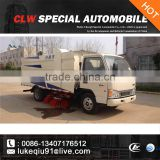 good quality 4x2 dongfeng sweeper truck