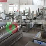 shenghui machine hot sell high quality fresh potato chips making machine/french frying machine