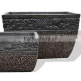 New design light cement planter