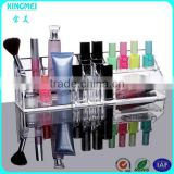 Acrylic Lipstick Cosmetic Makeup Organizer & Multipurpose Storage Box Nail Polish Kits Lipstick Acrylic Display Box