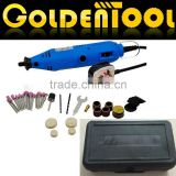135w 100pcs Power Hobby Craft Precision Drill Jewelry Electric Rotary Tool Set