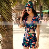 open sexy xxx hot sex bikini young girl swimwear photo for girl bikini ,women triangle bikini with printing coating tippet
