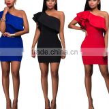 zm35714a latest summer sexy dresses fashion women clothing