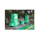 Outdoor SUV Automated Car Wash Kiosk Equipment with Foam Water / Liquid Wax