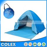 Automatic Easy Pop up Tent for Outdoor Sports Camping Hiking Travel Beach Sun Shelter