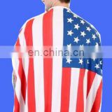 USA American Flag Cape body cape