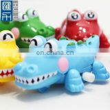 custom animal clockwork toys for bathing, children clockwork figures, traditional clockwork toys for bath