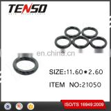 Tenso Fuel Injector O-rings Fuel injector service kits Fuel Injector Repair Kits Viton NBR Seals 21050 11.60*2.60