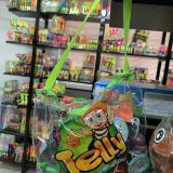 Bag Packing Fruits Jelly Cup Candy