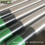 API Stainless Steel Reinforced Wire Wrapped Pipe Based Well Screens