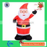 hot toys for christmas 2015 ornament, best sale inflatable santa with nice price                                                                         Quality Choice