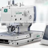 INquiry about ZOJE ZJ5821 Automatic eyelet button hole industrial sewing machine