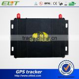 TK107 support camera/voice communication/central lock/fuel sensor truck gps tracking system