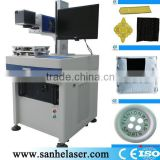 Multifunctional co2 laser engraving /marking machine for plastic and wood on alibaba express