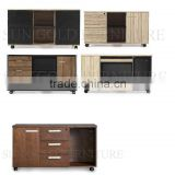 Cheap Wall Bookcases High Quality Wooden Filing Cabinets (SZ-FC061)