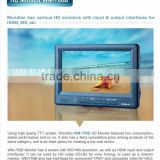 Wondlan Camera Accessory WM700B 7 inch HD Camera Mount LCD Monitor with H D M I Input & Output