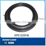 15 inch Electronic Components Supplies speaker parts rubber edge                                                                         Quality Choice