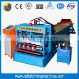 Double layer Roofing Sheet Cold Roll Forming Machine