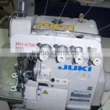 INquiry about Used Juki MO-6700 High Speed Overlock Sewing Machine Sales