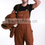 Cotton Canvas mechanic overall